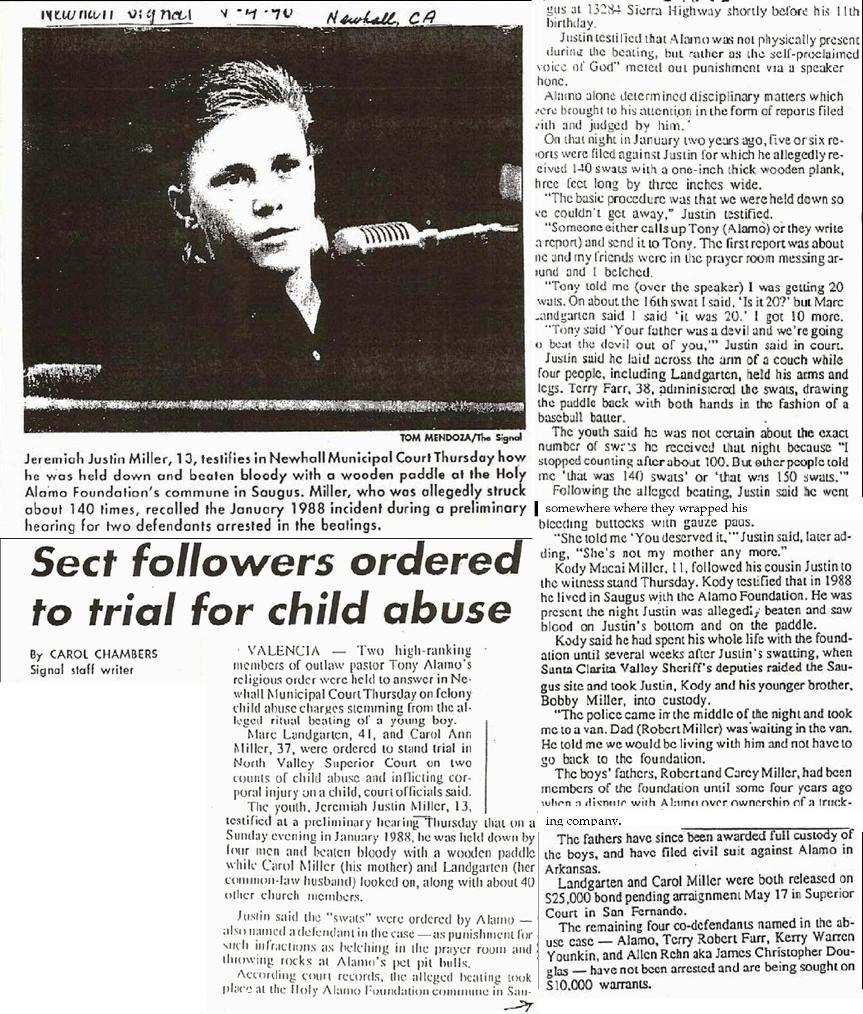newspaper articles about child neglect